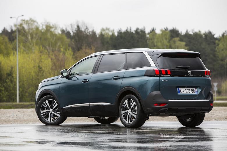 Peugeot 5008 2.0 BlueHDi Allure