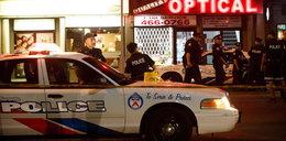 Strzelanina w Toronto. Wielu rannych