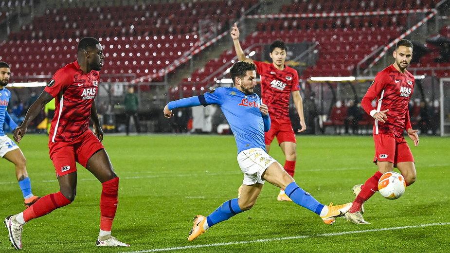 AZ Alkmaar - SSC Napoli