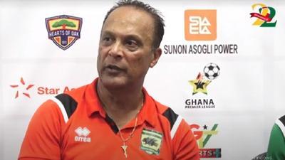 Kumasi Asante Kotoko part ways with coach Mariano Barreto