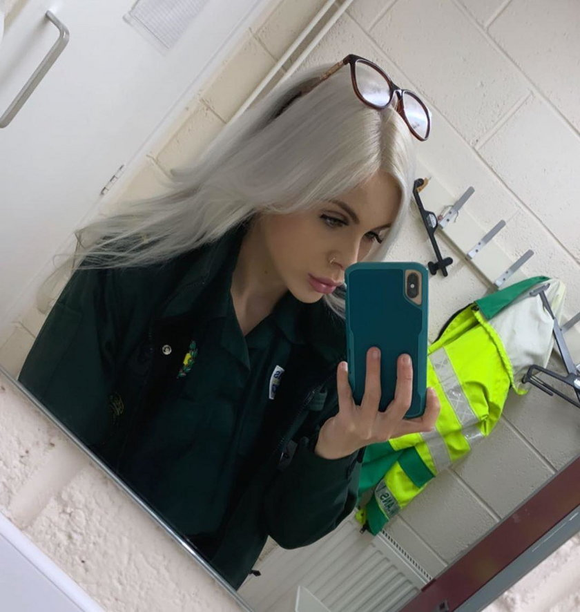Nie żyje 23-letnia ratowniczka medyczna. Pomagała chorym z koronawirusem