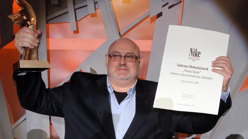 Tadeusz Słobodzianek, fot. PAP/Paweł Kula