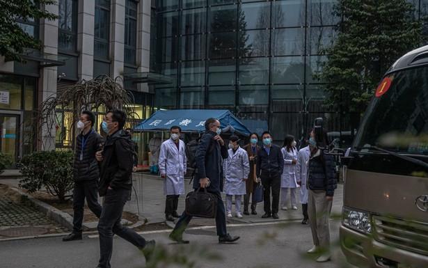 Eksperci WHO w Wuhan. WHO od samego początku studzi oczekiwania wobec efektów podróży naukowców do Chin