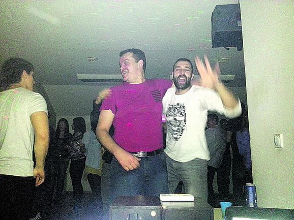 Družili se svakodnevno: Nikola Ostojić (levo) i Filip Gavranović