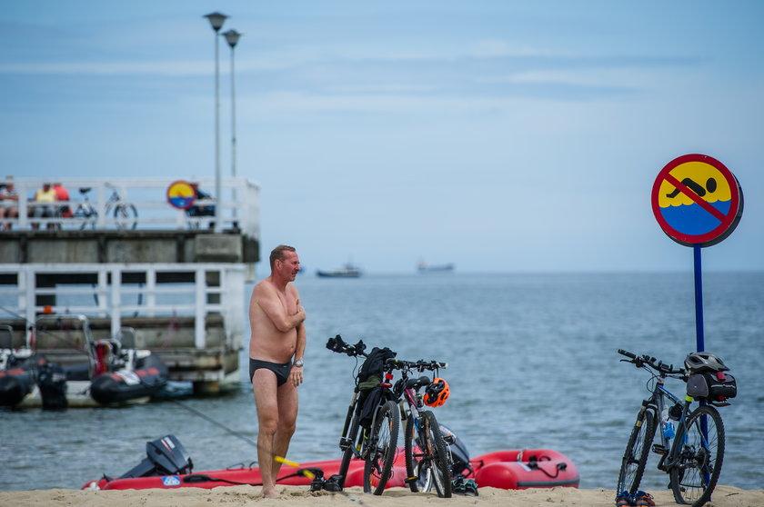 Gdańskie plaże oficjalnie otwarte