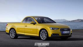 Audi A4 w wersji pick-up