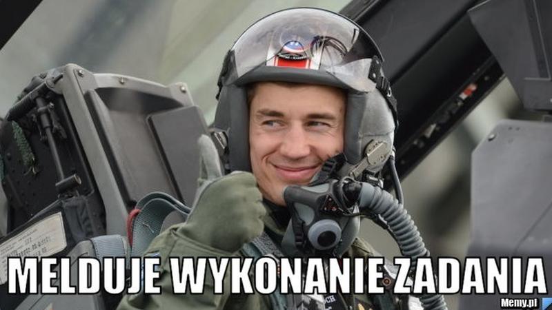 Memy po konkursie indywidualnym Pucharu Świata w Vikersund