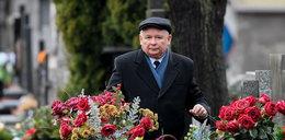 Wzruszający gest Jarosława Kaczyńskiego