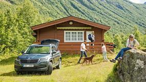 Skoda Kodiaq najlepszym autem dla rodziny