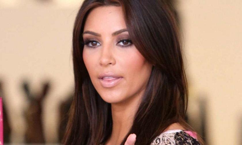 Kardashian miała stłuczkę