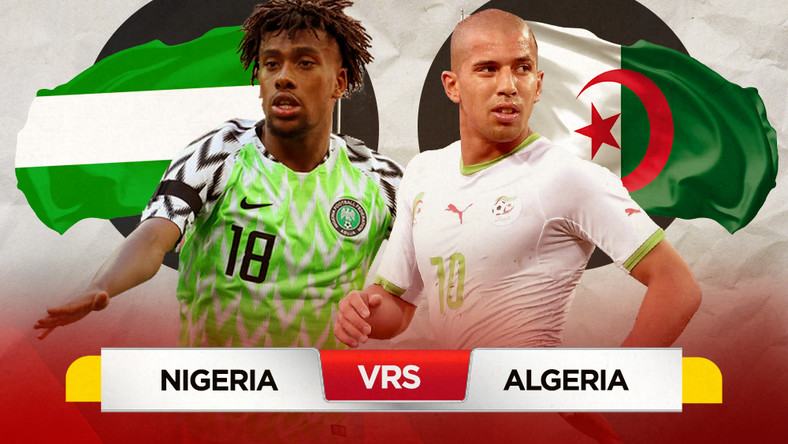 ALGERIA VS NIGERIA Mobile
