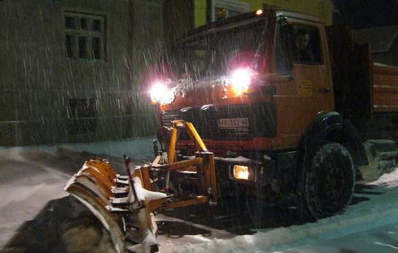 Zimska služba, Paraćin