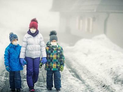 Szczególnie narażone na działanie smogu są dzieci