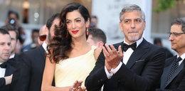 Amal Clooney w ciąży bliźniaczej