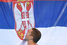 Vaterpolo reprezentacija Srbije, Vaterpolo reprezentacija Hrvatske