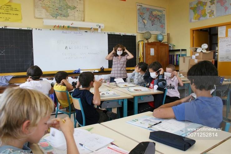 Škola u doba korone