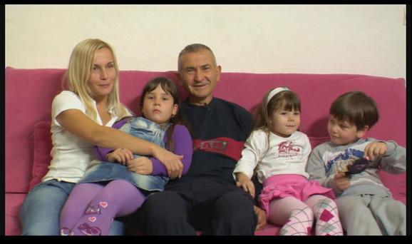 Emisija je promenila život porodice Milanović iz Beograda