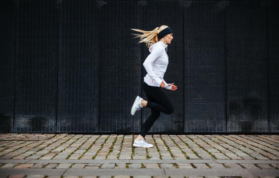 6. Ćwicz, trenuj, uprawiaj sporty