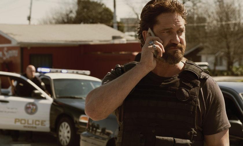 Nick O'Brien  jako agent zwalczający gangi.