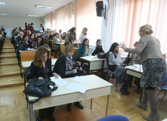 Kvalitet predavanja je neujednačen, tvrde profesori