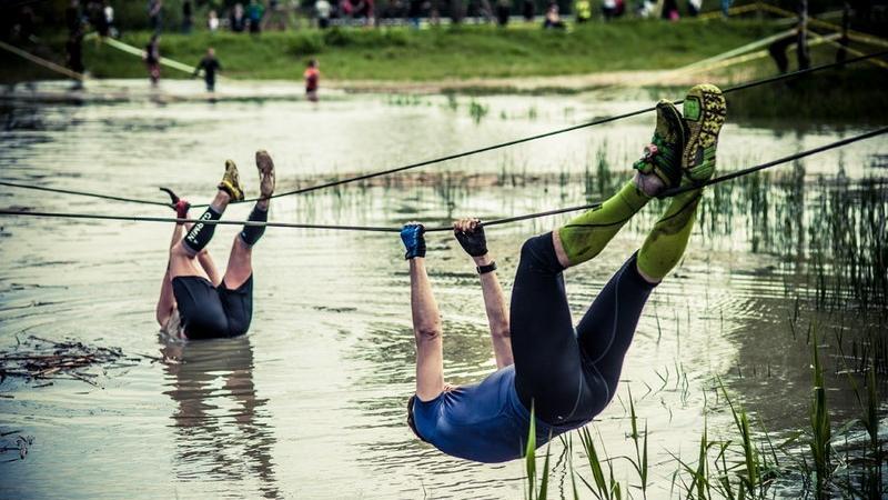 Runmageddon  /fot. Aleksandra Bulanowska