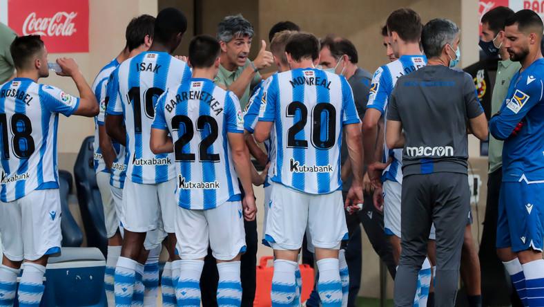 Drużyna Realu Sociedad