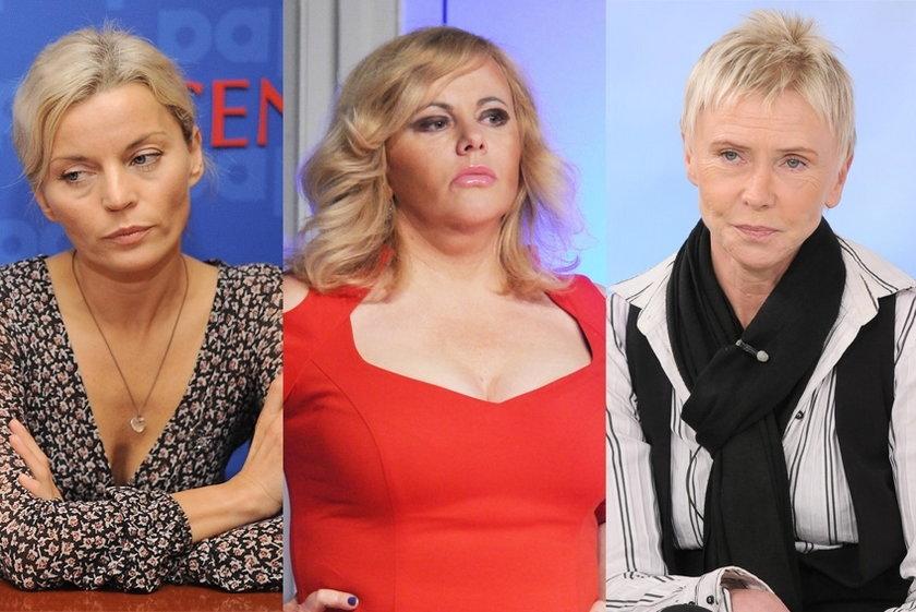 Małgorzata Foremniak, Joanna Kurowska, Ewa Błaszczyk
