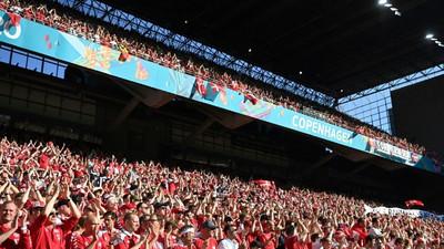 Denmark bid to snatch last-16 berth at Euro 2020 as Scotland lose Gilmour to Covid
