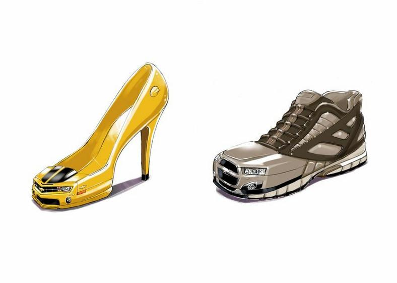Buty zdradzają kim jesteś