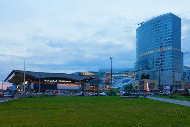 Na odnowionym za ponad 50 mln zł Dworcu Centralnym w Warszawie powstało 91 lokali, w których 95 proc. powierzchni zostało wynajęte.