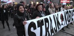 """""""Nie chodzi tylko o aborcje"""". Tłumy na protestach kobiet"""