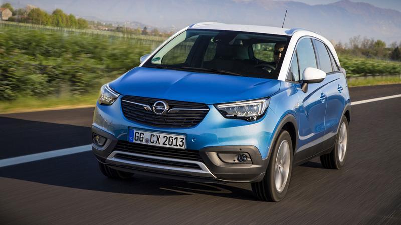Opel Crossland X 1.2 – wypełnia cenną niszę