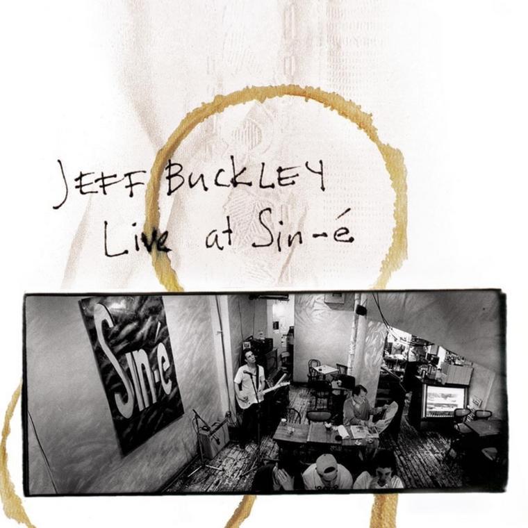 """Okładka płyty """"Live at Sin-é"""""""