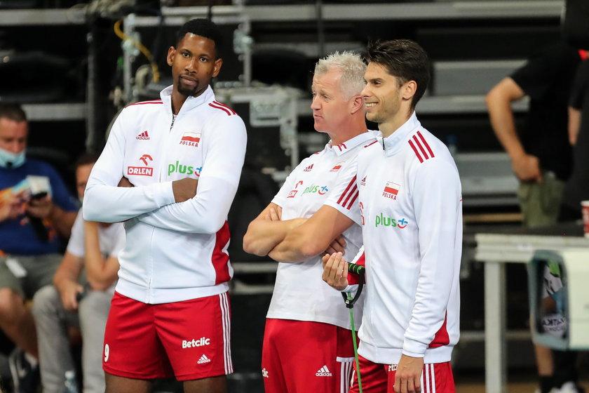 Selekcjoner polskich siatkarzy Vital Heynen (52 l.) ma w tym sezonie spory ból głowy.