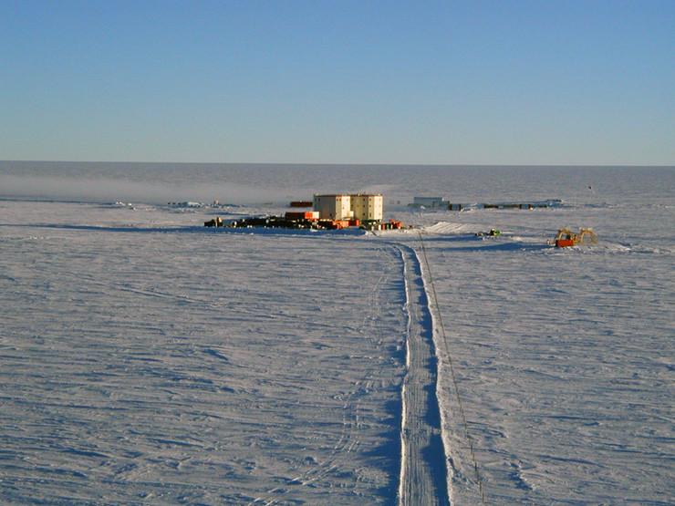 Concordia Station Antarctica