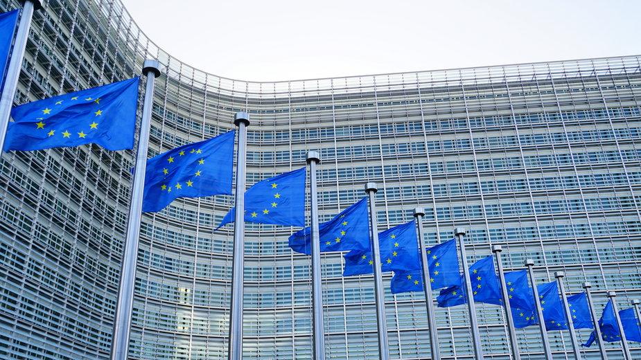 Gmach Komisji Europejskiej