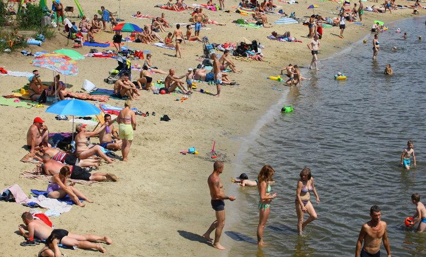 Warszawskie plaże - Targówek