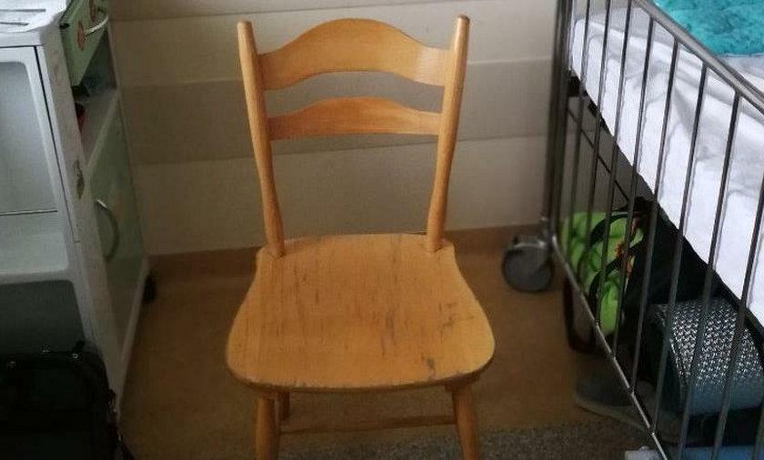 Drogocenne krzesło