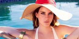 Lana Del Rey pokazuje Jaguara