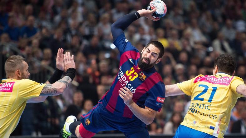 LM: Kielczanie walczyli jak lwy, ale ulegli Barcelonie