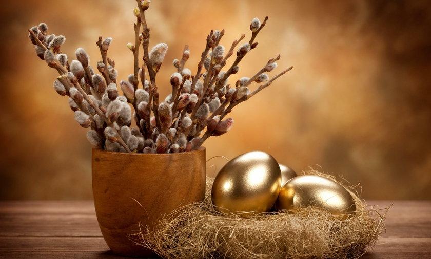 Ozdoby na Wielkanoc.