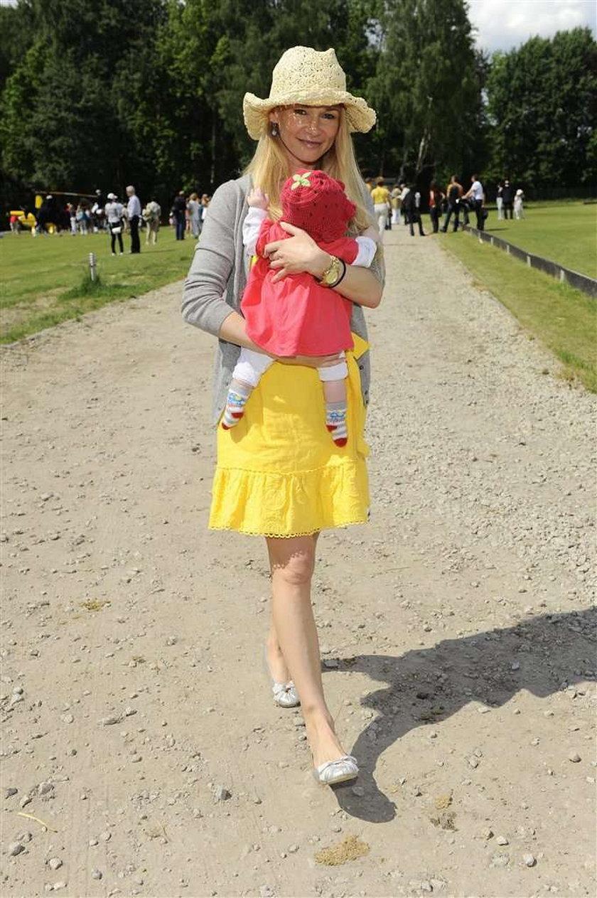 Była Salety pokazała dziecko. Foto