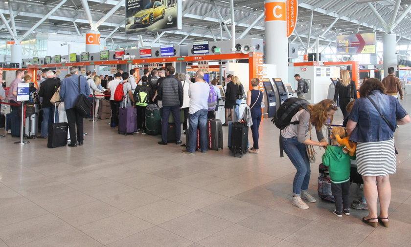 lotnisko, Warszawa