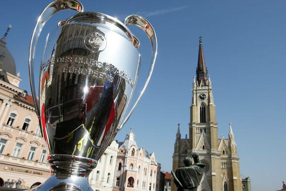 UŽIVO LIGA ŠAMPIONA Dugoj pauzi je kraj, počela borba za titulu najboljeg kluba u Evropi!