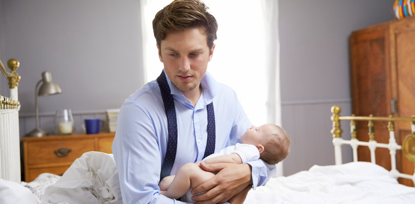 Lewica wyręcza rząd i chce dłuższych urlopów dla ojców. Nowicka: Więcej taty w domu!