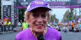 92-latka przebiegła maraton! Jest najstarsza w historii