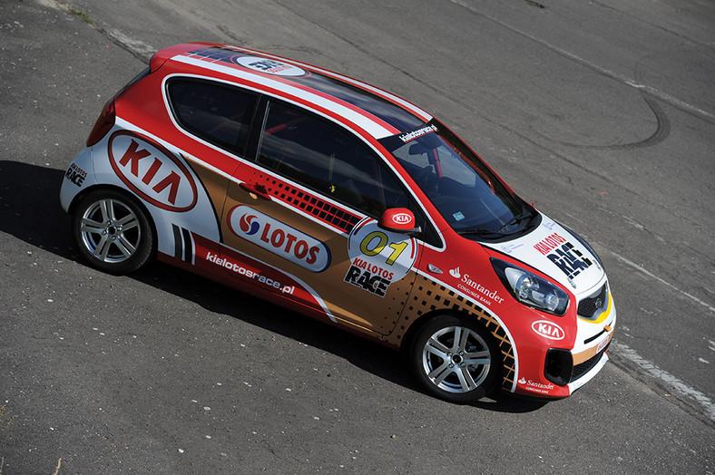 W czasie międzynarodowej wystawy samochodowej we Frankfurcie zadebiutuje wyczynowe picanto race