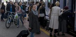 Pasażerowie czekają na nową linię kolejową