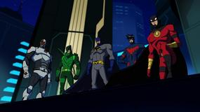 """""""Batman Unlimited: Miasto w mroku"""" na DVD: zagraj to jeszcze raz, Bruce"""