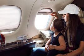 SVE JE SPEMNO Piksijeva ćerka privatnim avionom stigla u Beograd, slavlje sutra!